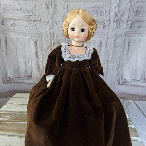 Madame Alexander Jane Findley first ladies doll